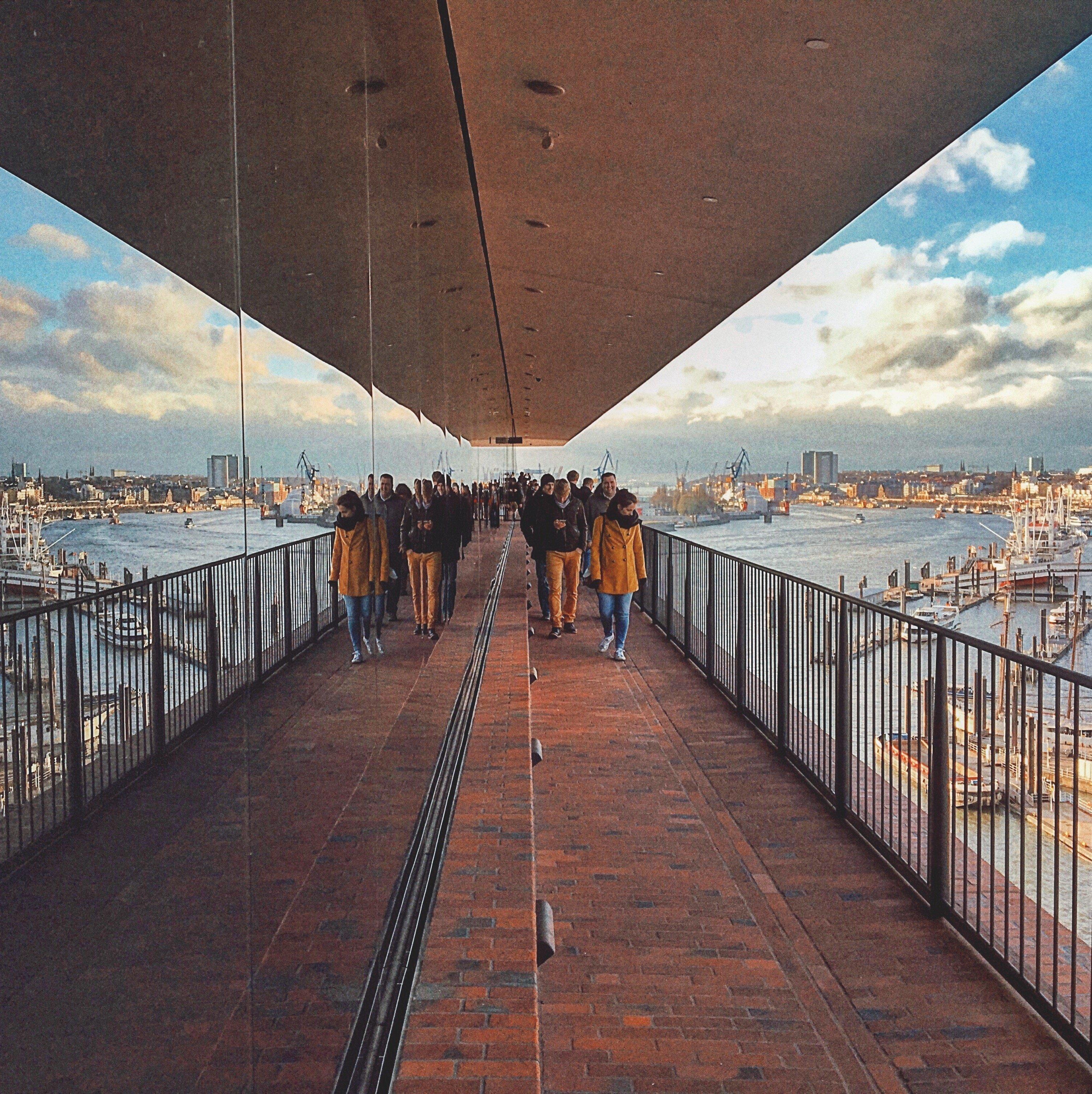 Panorama De Luxe: Wo Ihr In Hamburg Beste Aussichten Habt!