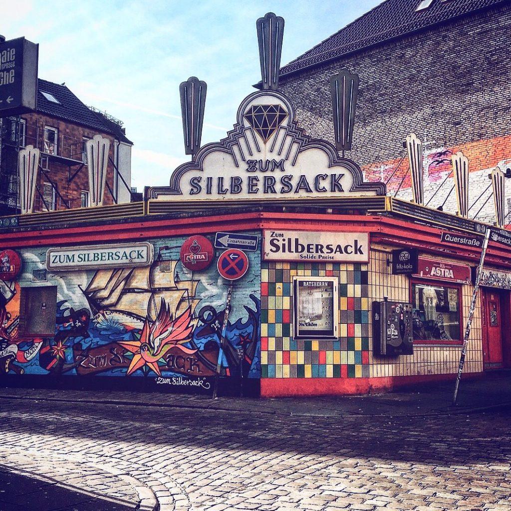 Reeperbahn: Zum Silbersack (St. Pauli, Hamburg) auf Hamburg Companion