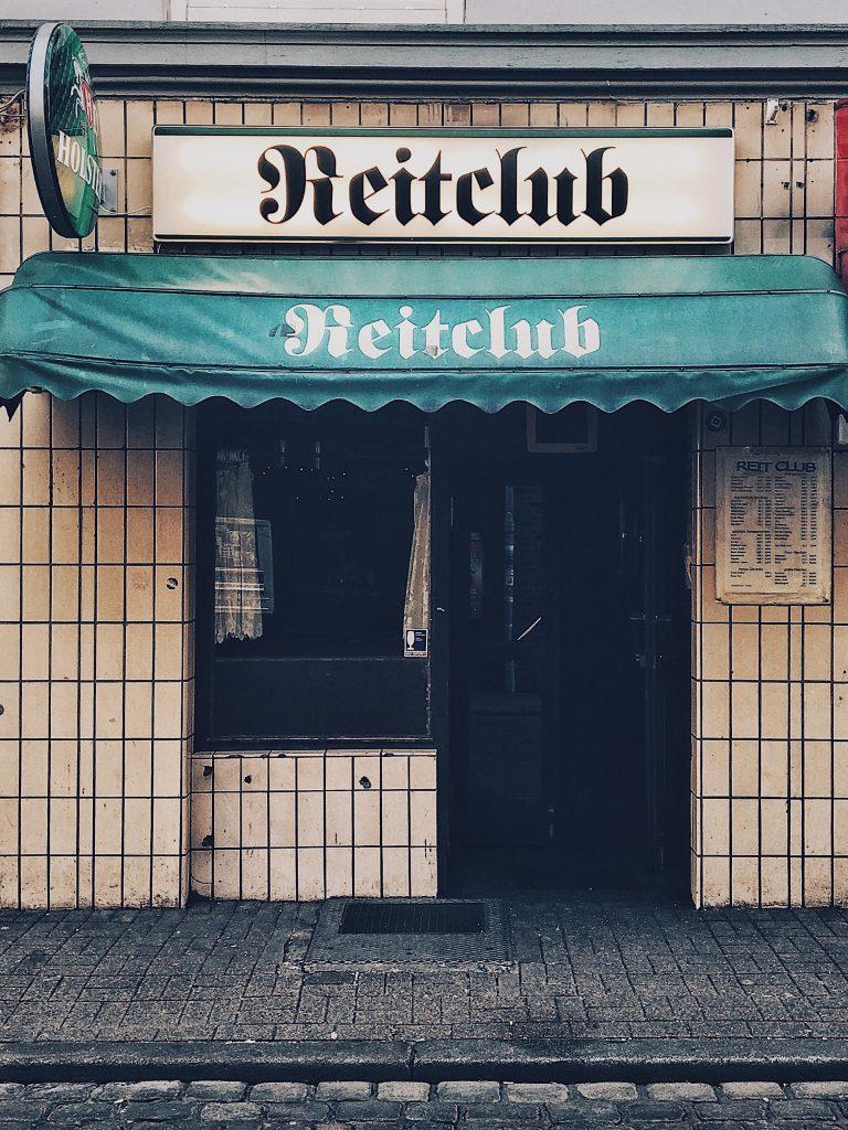 Reotclub: Kneipe, St. Pauli, Elbville, Kiez (Hamburg Companion)