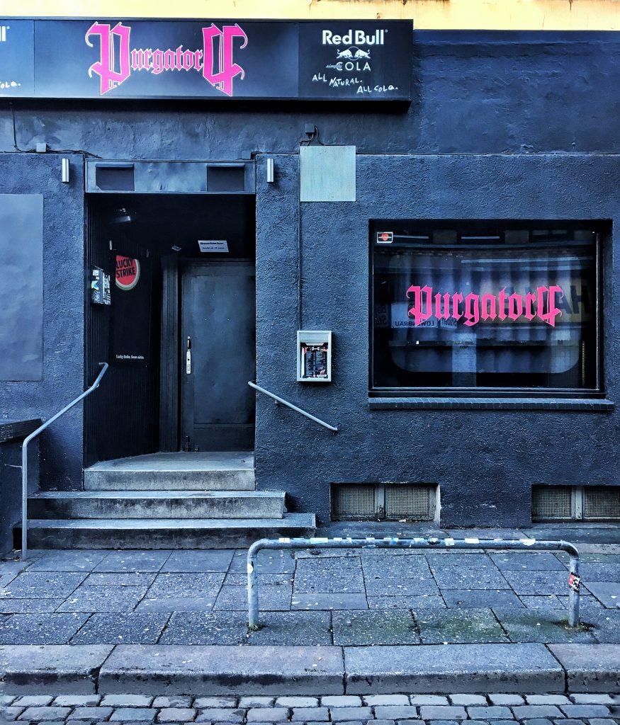 Purgatory: Club, St Pauli, Reeperbahn (ELbvilles Hamburg Companion)