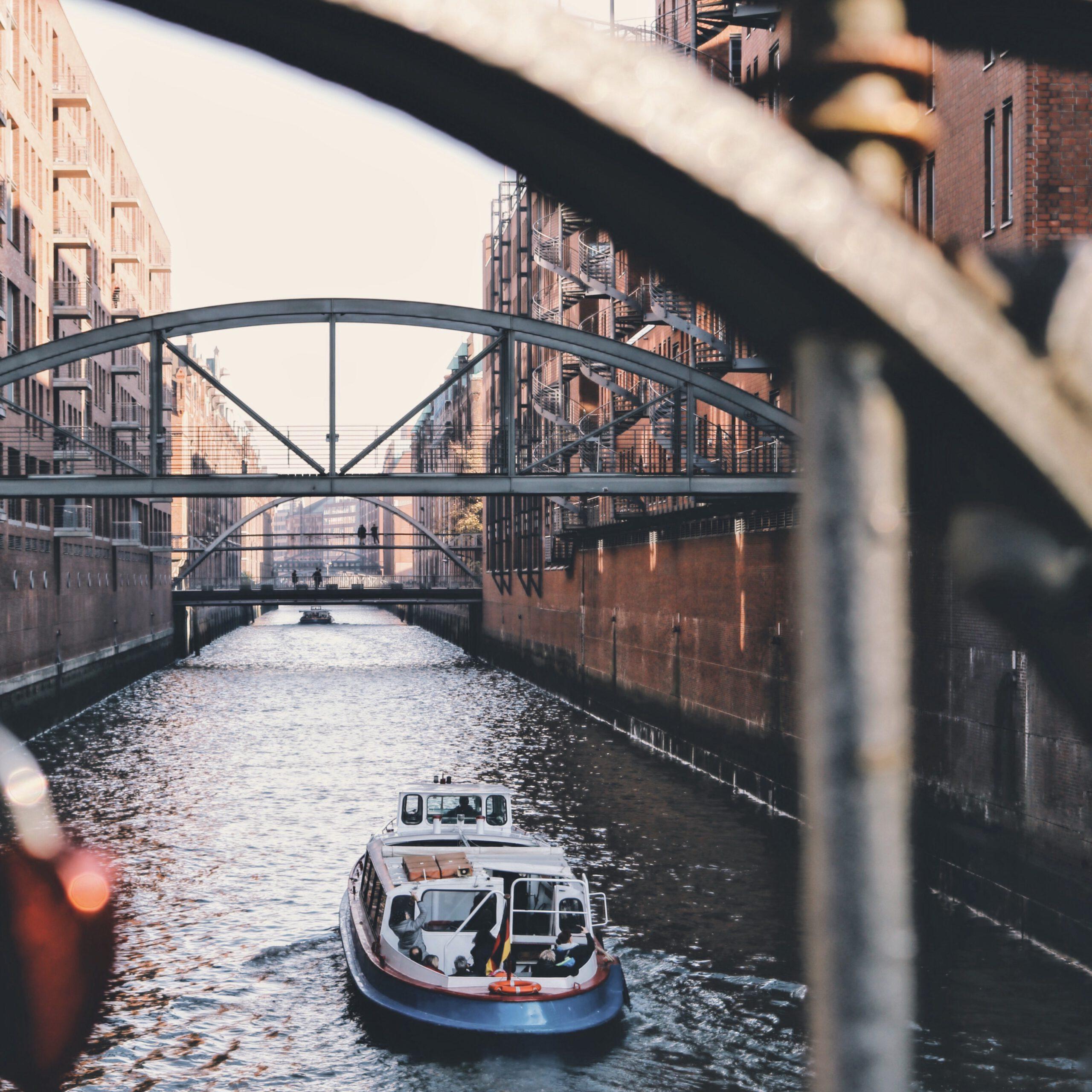 Wo Hamburg Wie Venedig Ist: Kleines Kompendium Der Schönsten Hamburger Fleete