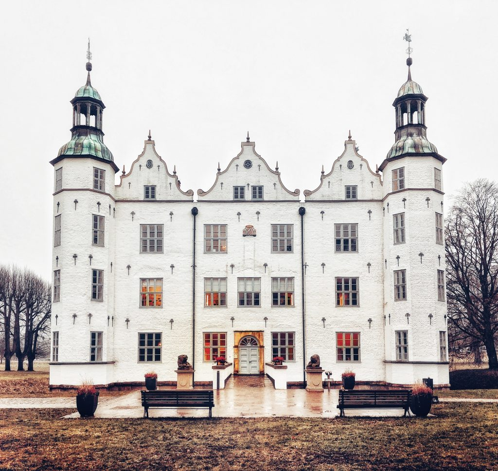 Ahrensburger Schloss: Romantische Orte Hamburg