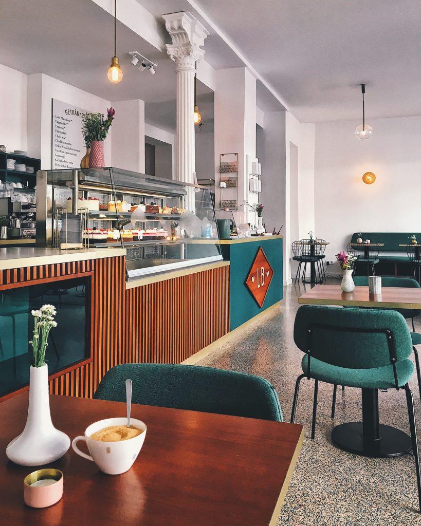 Romantischer Ort: Café Liebes Bisschen, Hamburg Ottensen