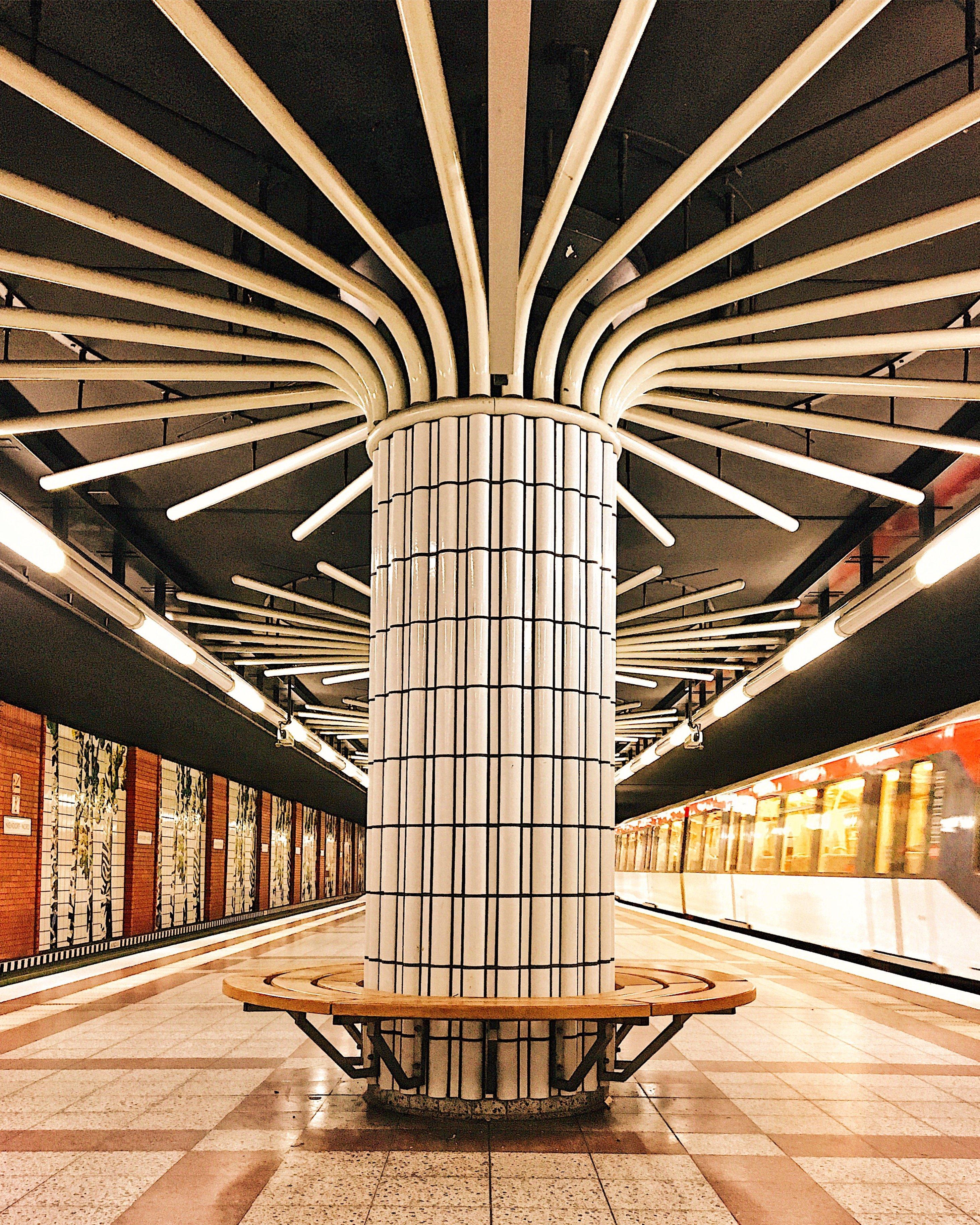 U-Bahn Niendorf Nord: Coole U-Bahn-Stationen in Hamburg