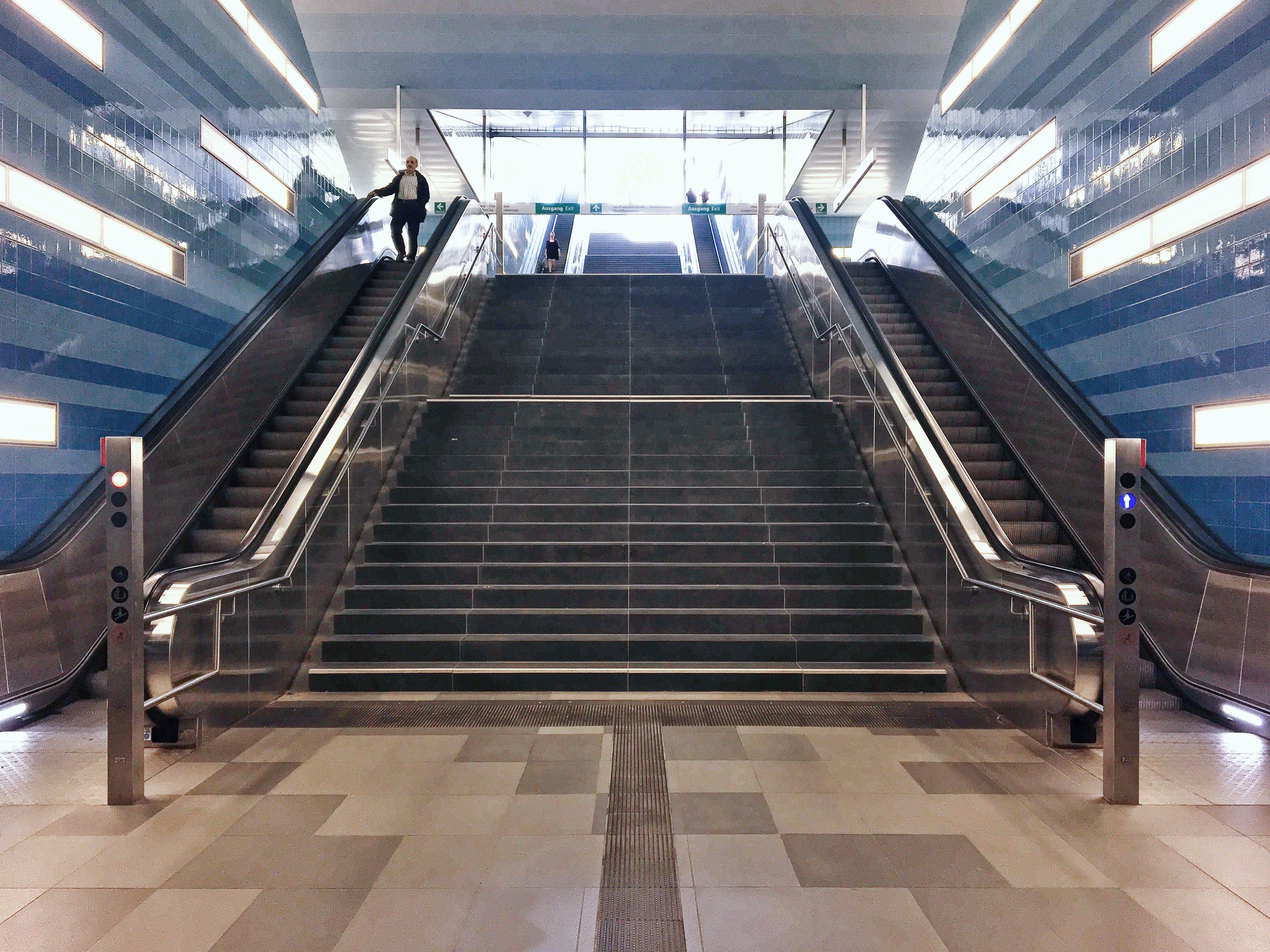 Überseequartier: die coolsten U-Bahn Stationen in Hamburg Companion, Elbville