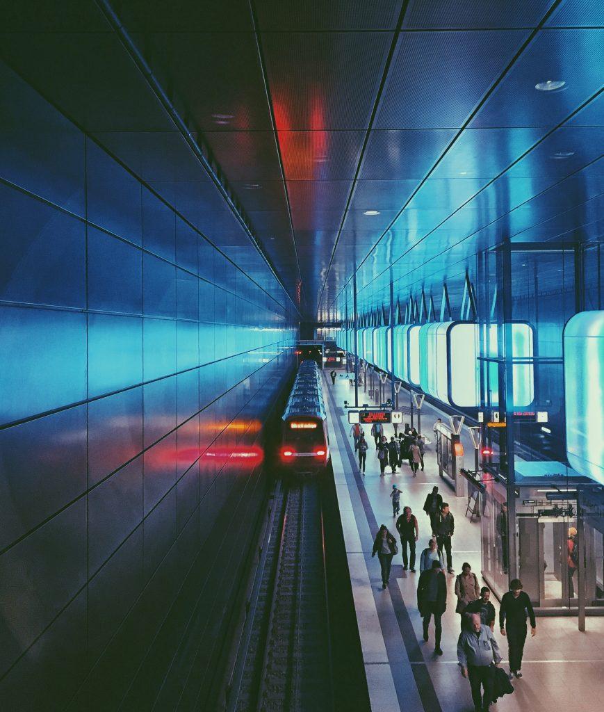 U-Bahn Hafencity Universität: die coolsten U-Bahn Stationen in Hamburg (Elbville, Hamburg Companion)