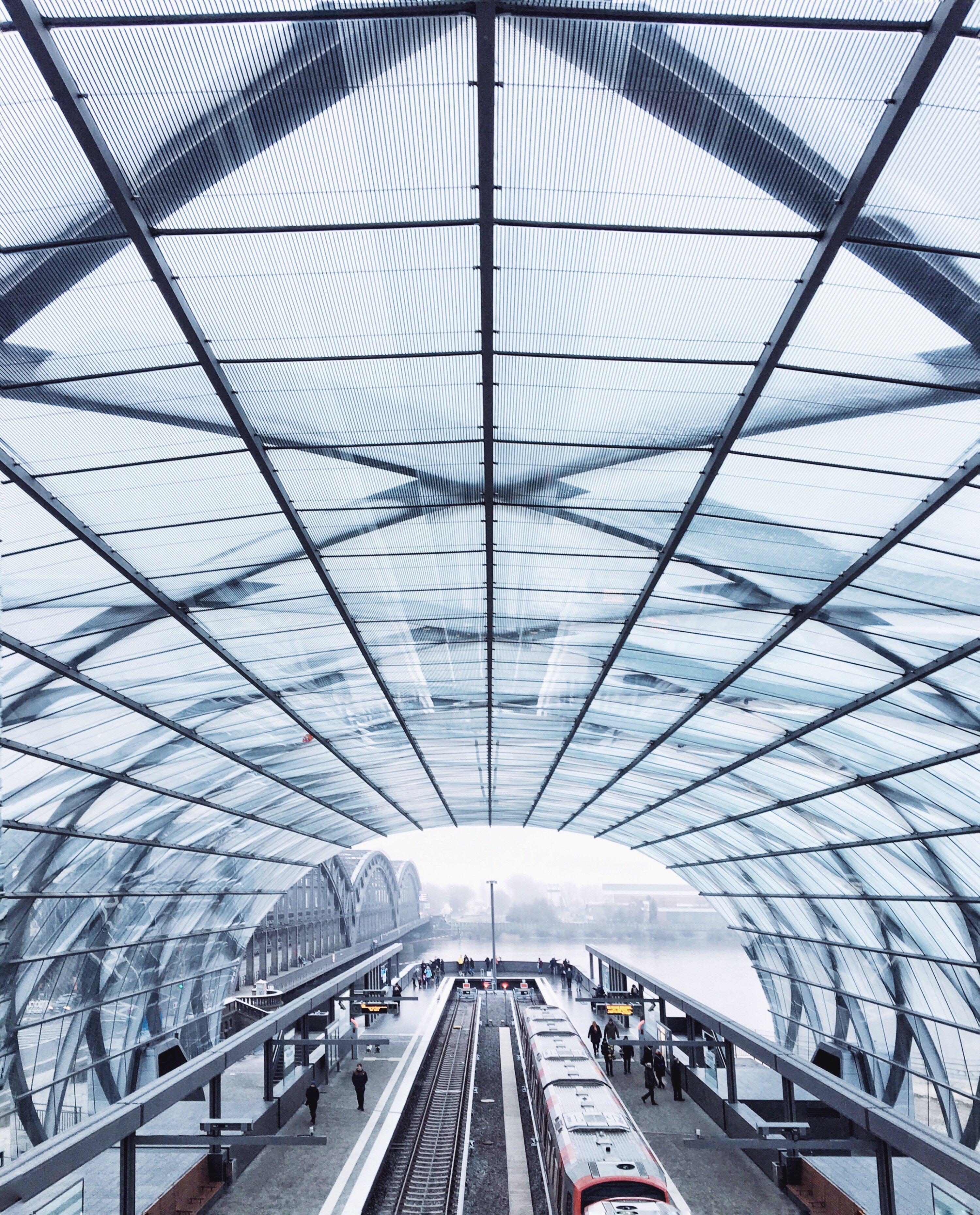 U-Bahn-Station-Elbbrücken