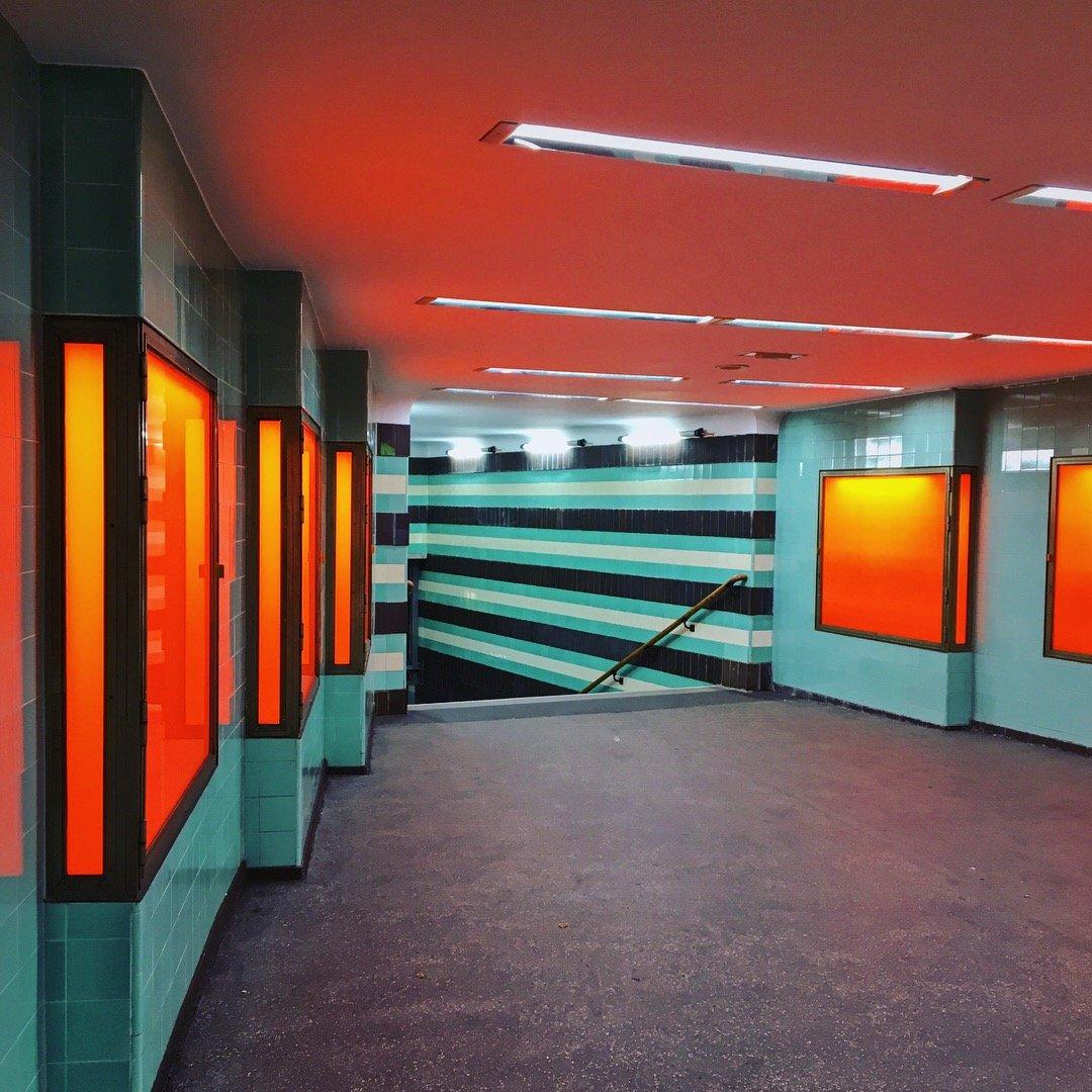 Klosterstern: coole U-Bahn Stationen in Hamburg (Hamburg Companion, Elbville)