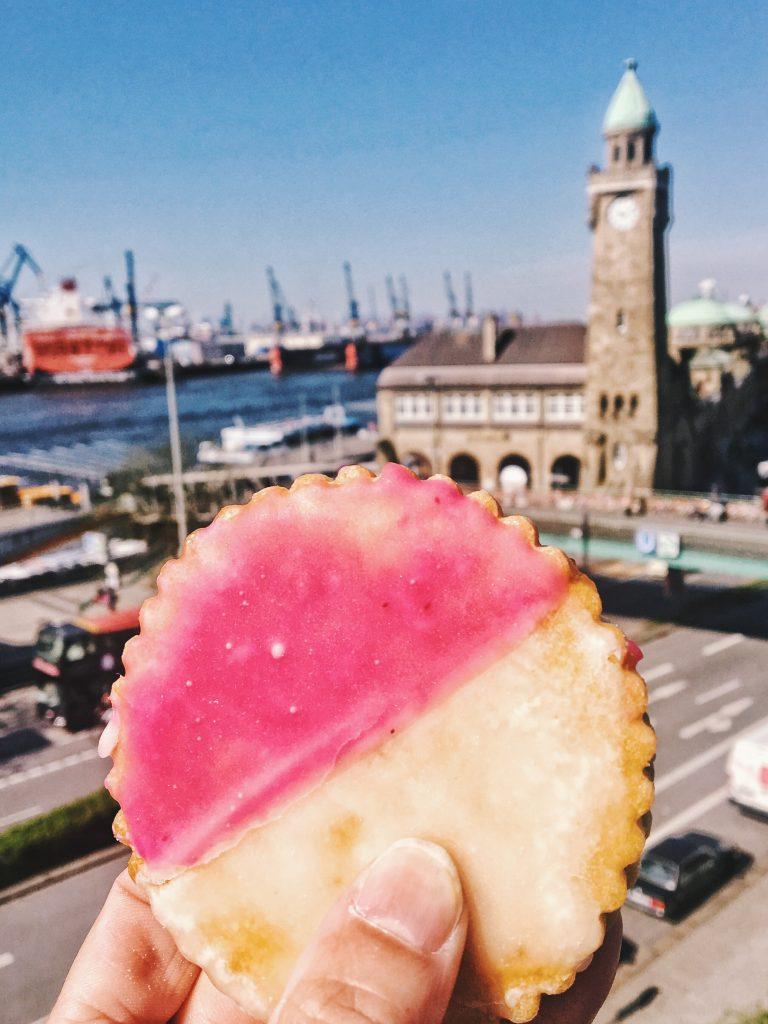 Local Food Hamburg: Hanseat Landungsbrücken