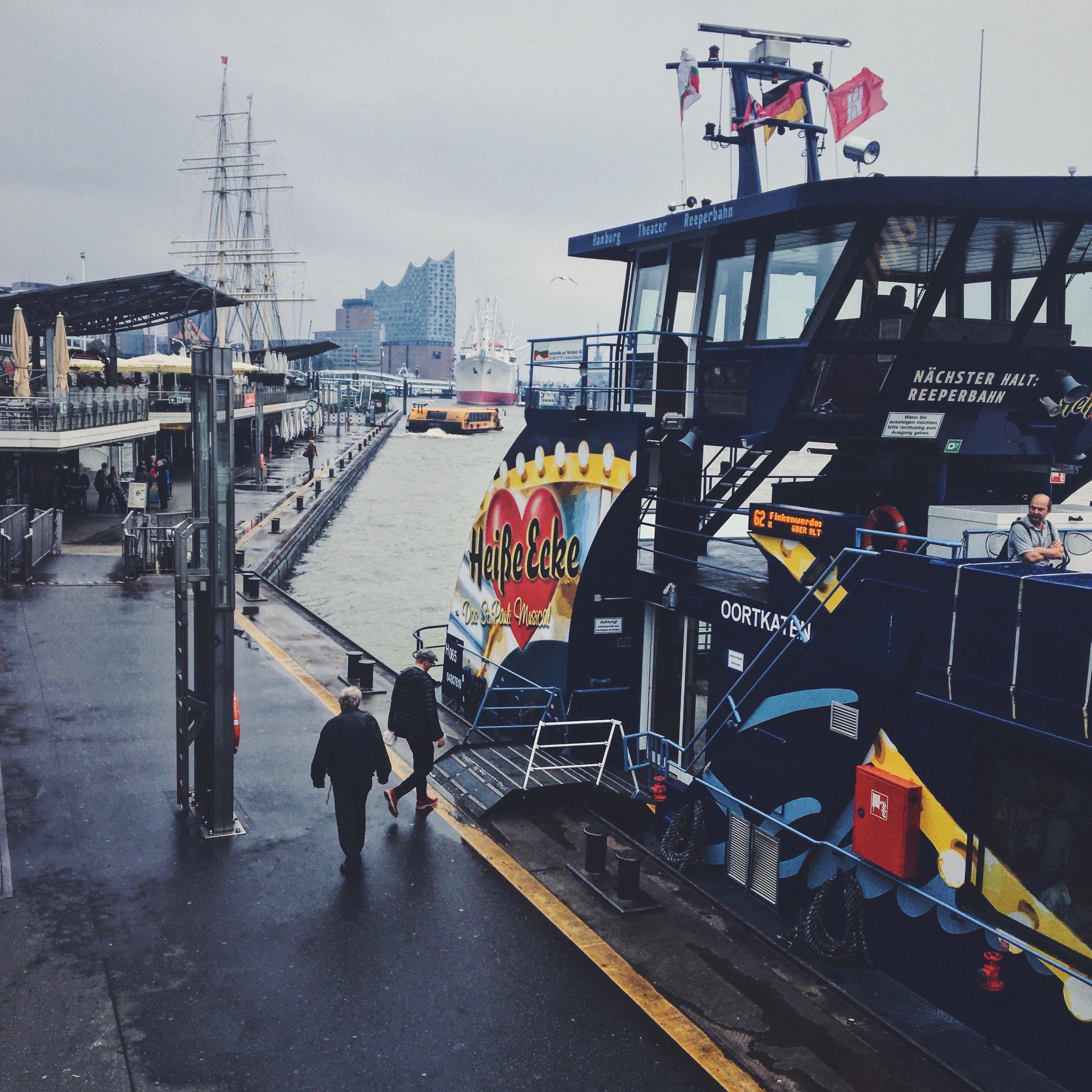 Hamburg Bei Regen / Hamburg On Rainy Days :Tipps Von Frau Elbville Guide