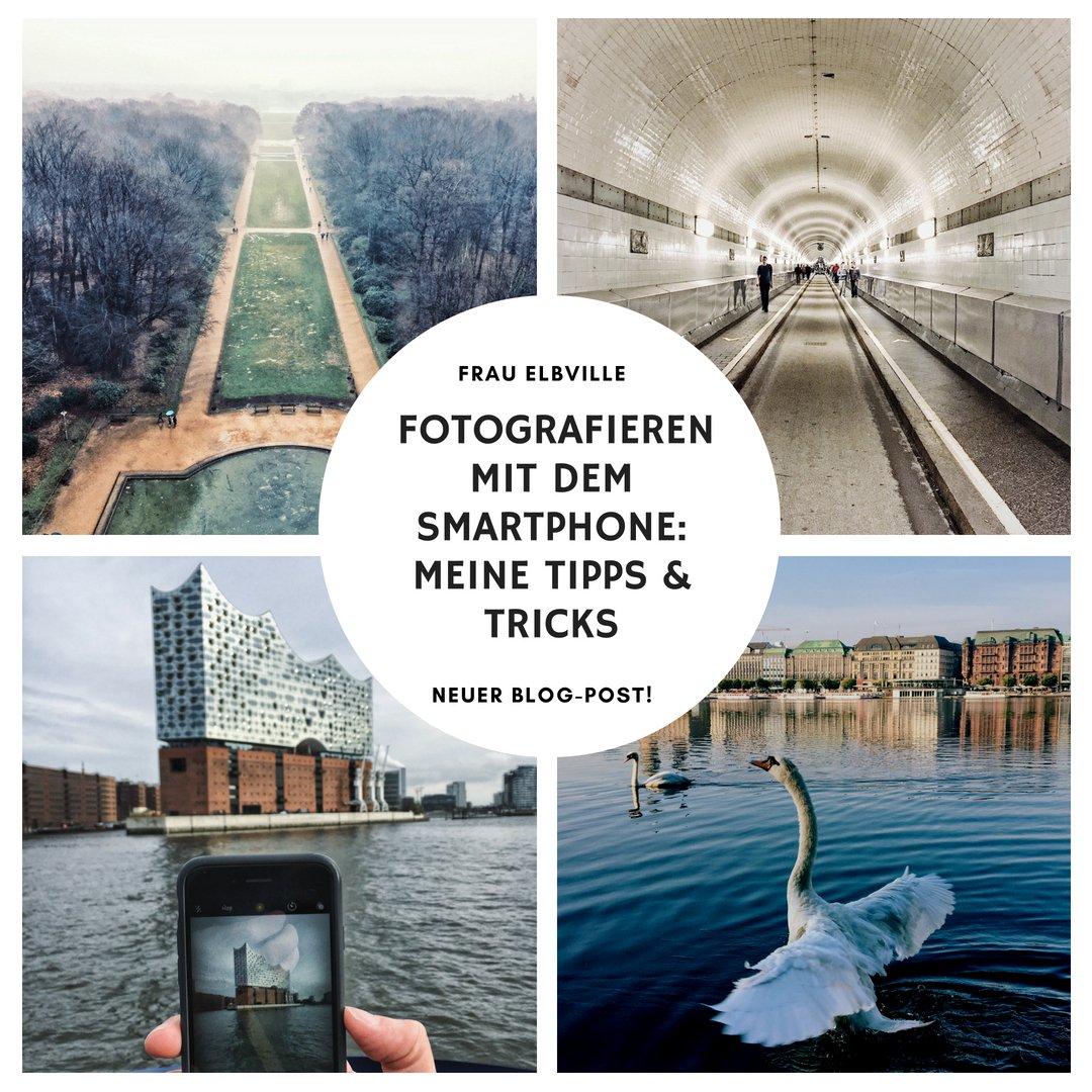 Fotografieren mit dem Smartphone Tipps & Tricks