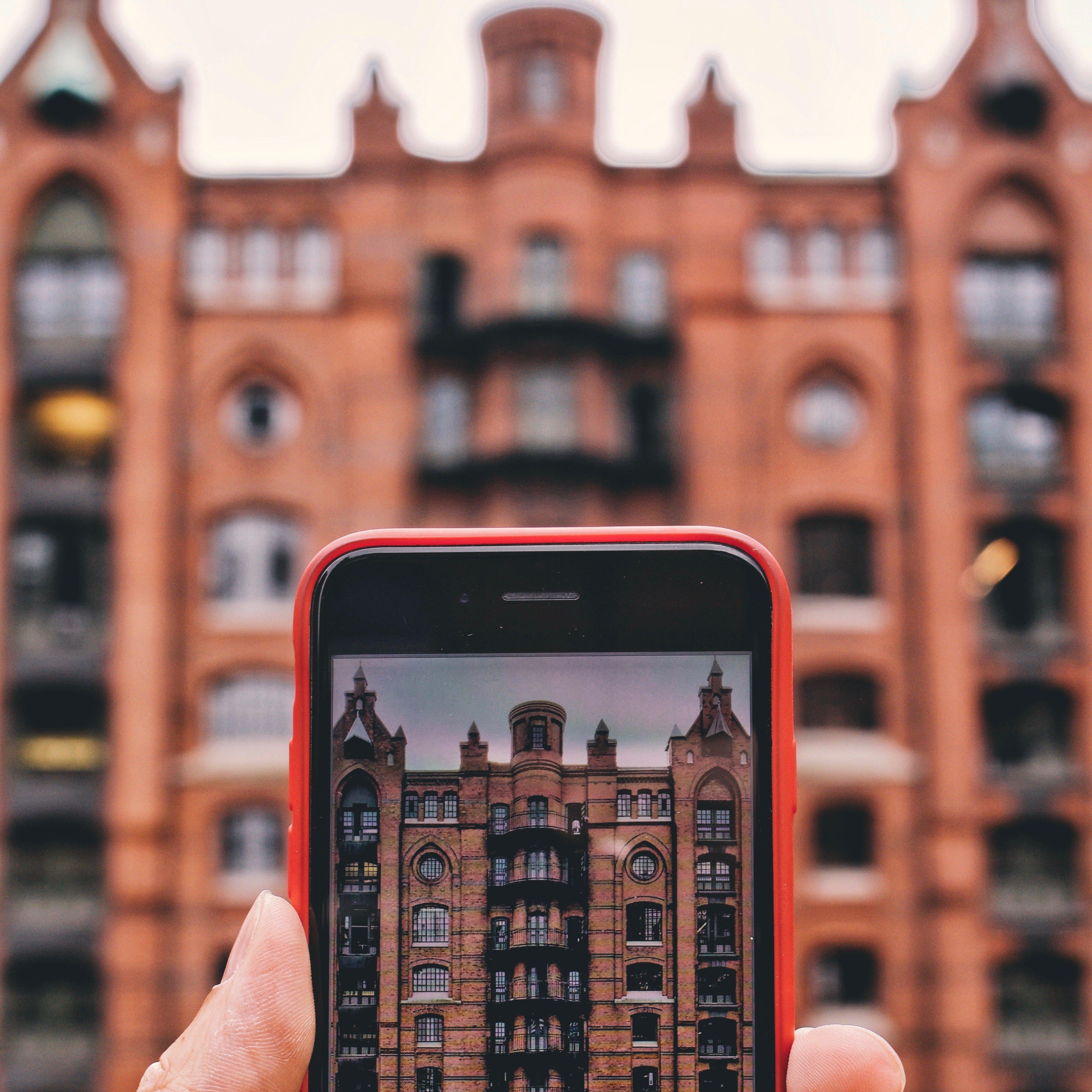 Fotografieren Mit Dem Smartphone Elbville
