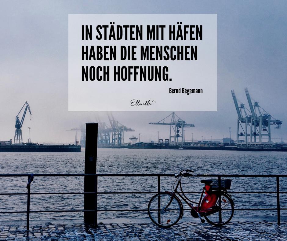 Bernd Begemann: In Städten mit Häfen Elbville Hamburg Companion