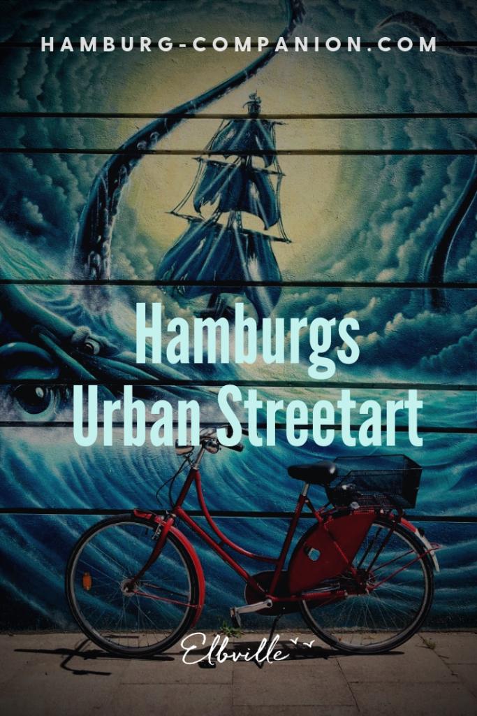 Urban Streetart und Graffiti in Hamburg: Mehr Dosenkunst! Vernissage auf den Straßen Hamburgs. Straßenkunst aus Hamburg, die so großartig ist, dass ich sie Euch hier in einer virtuellen Ausstellung zeigen möchte! Der Eintritt ist frei…