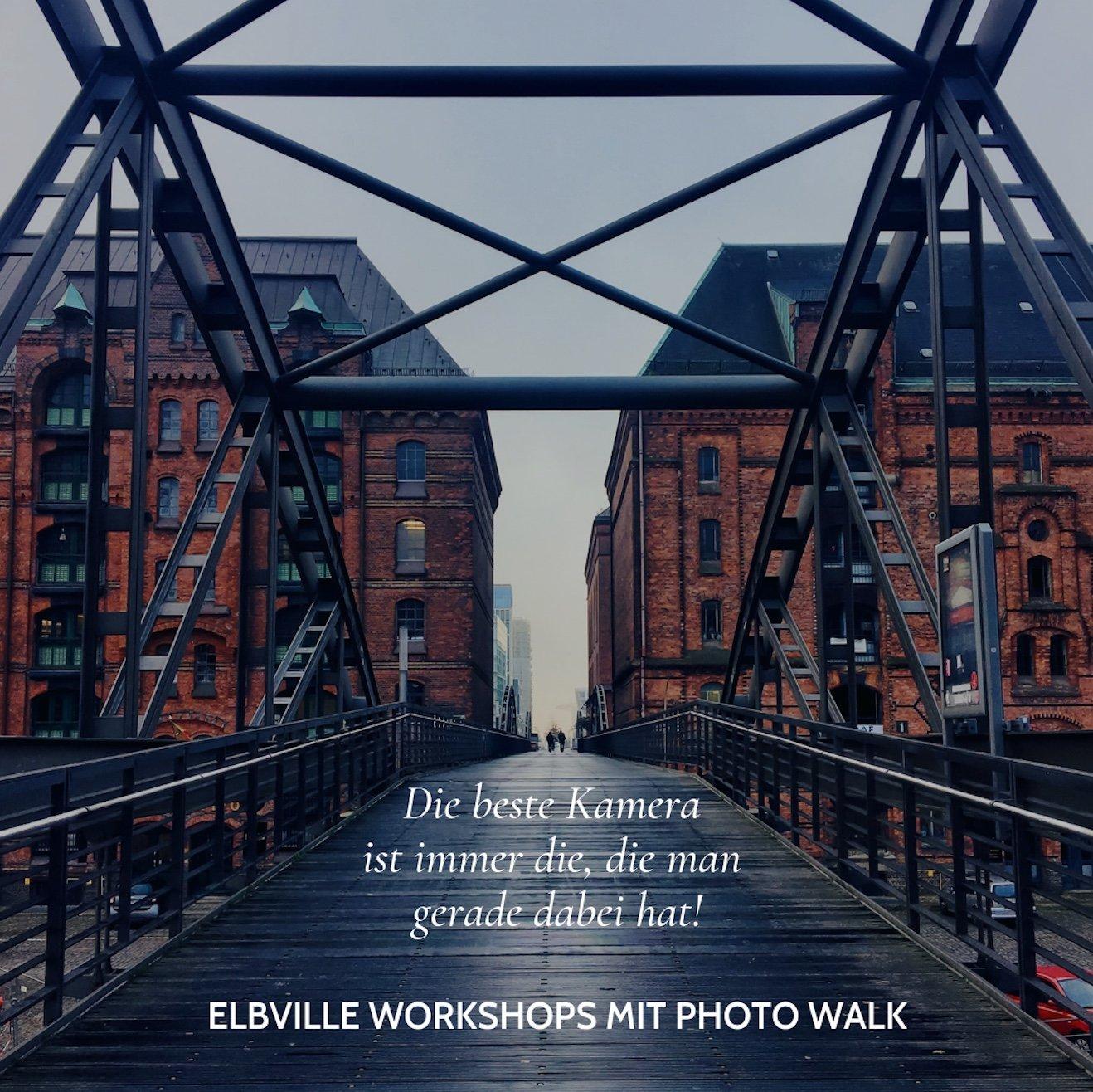 Smartphone Fotografie Workshops in Hamburg mit Frau Elbville