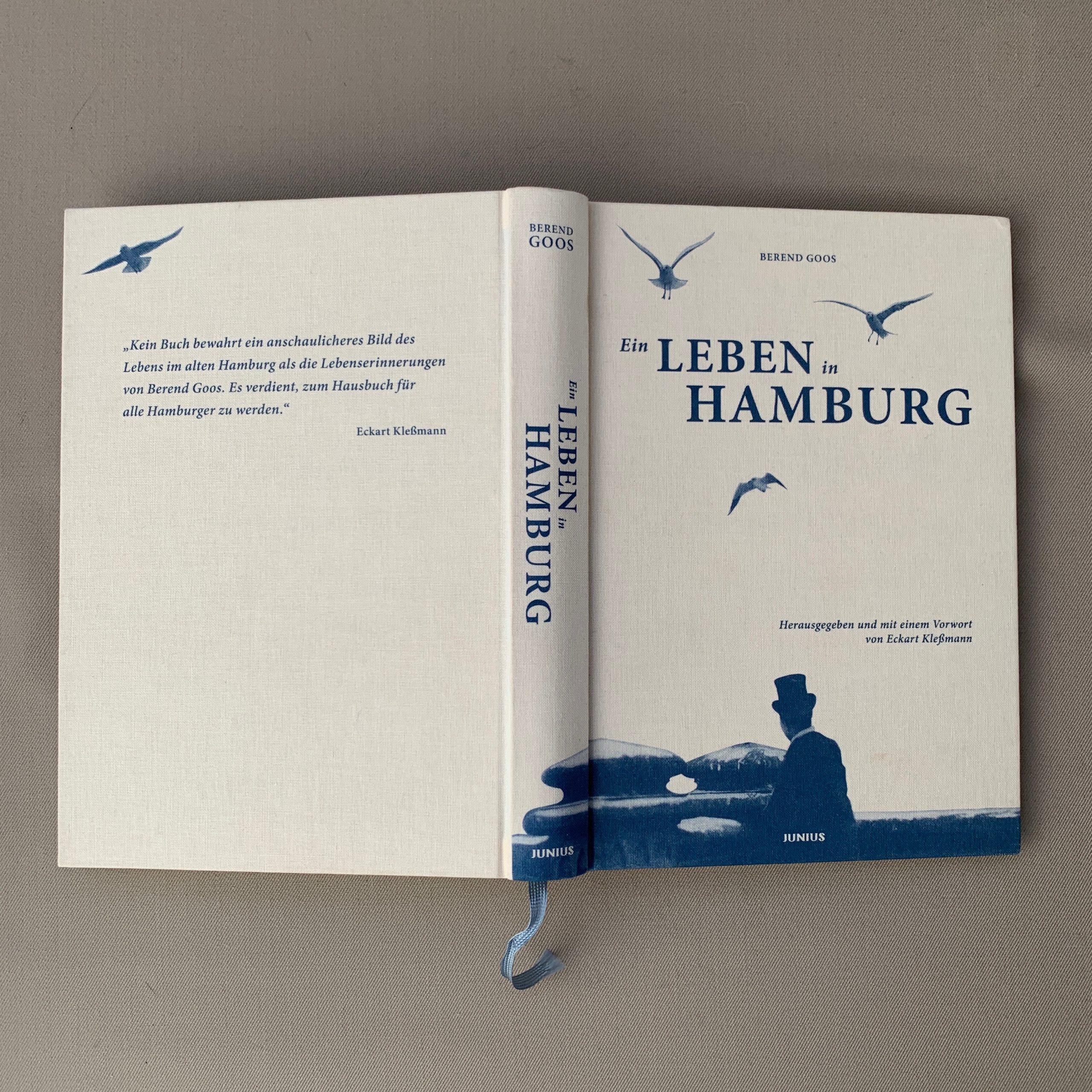 Berend Goos: Ein Leben in Hamburg