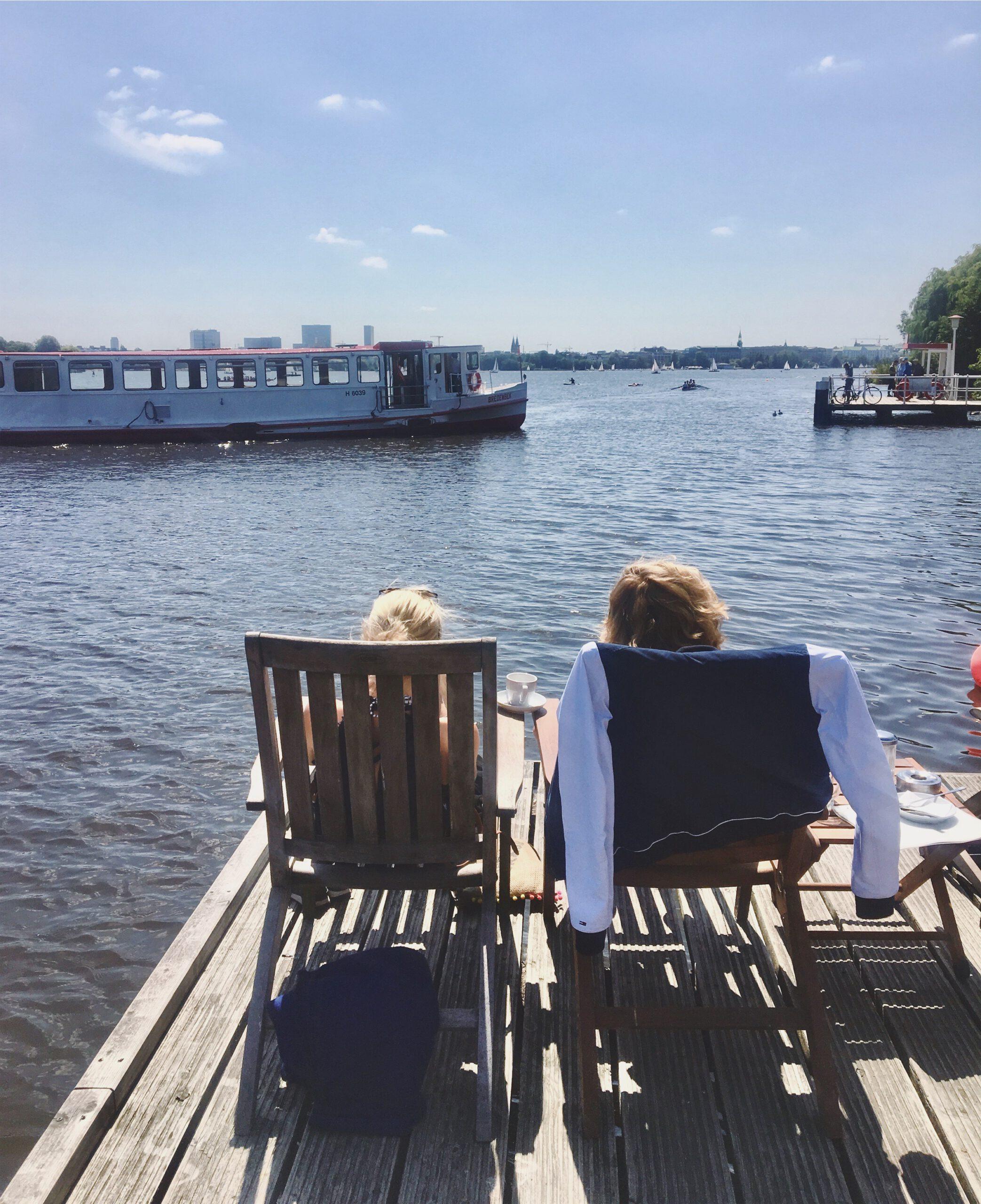 Bars mit Aussicht in Hamburg