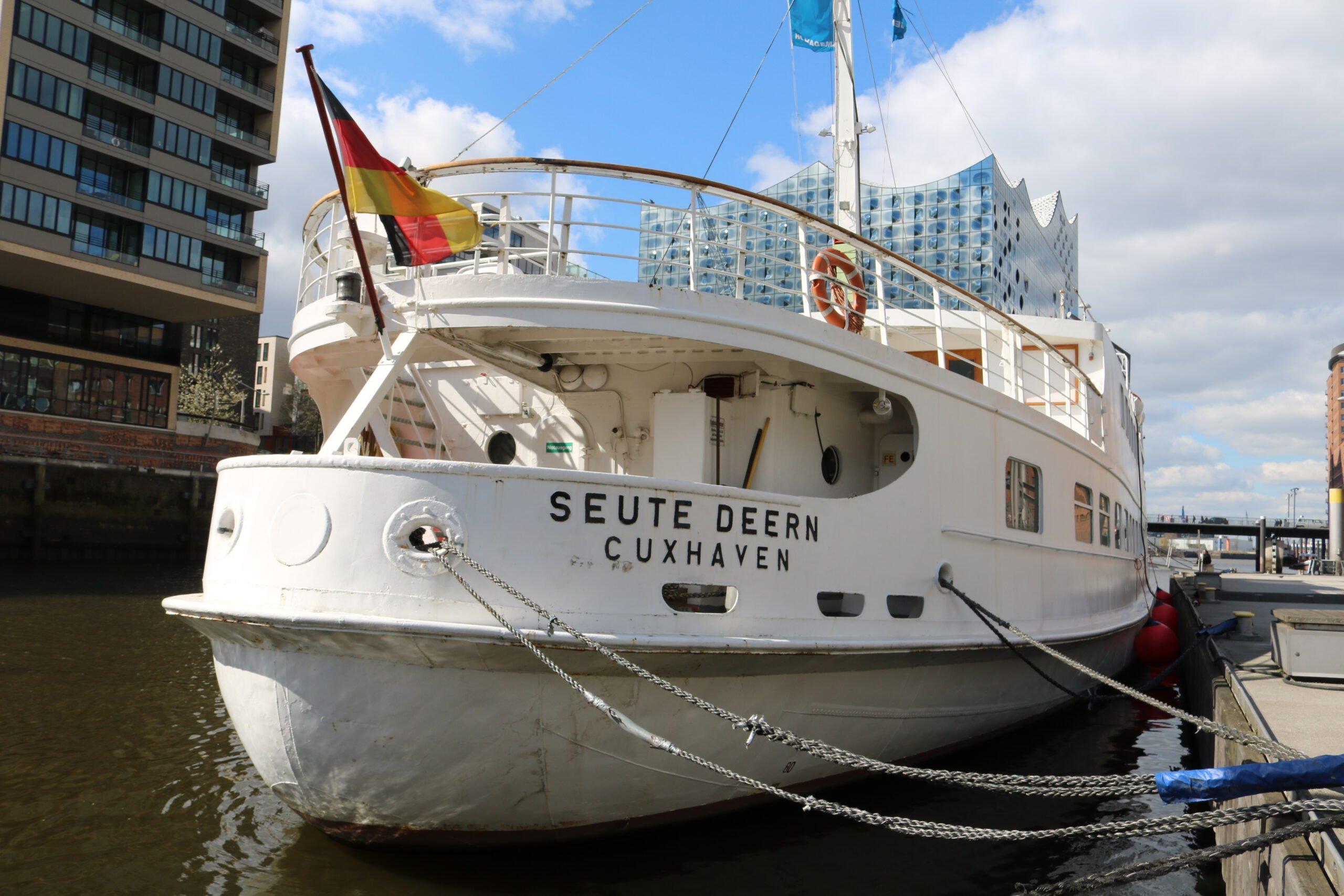 Schiffe in Hamburg: Heute Deern