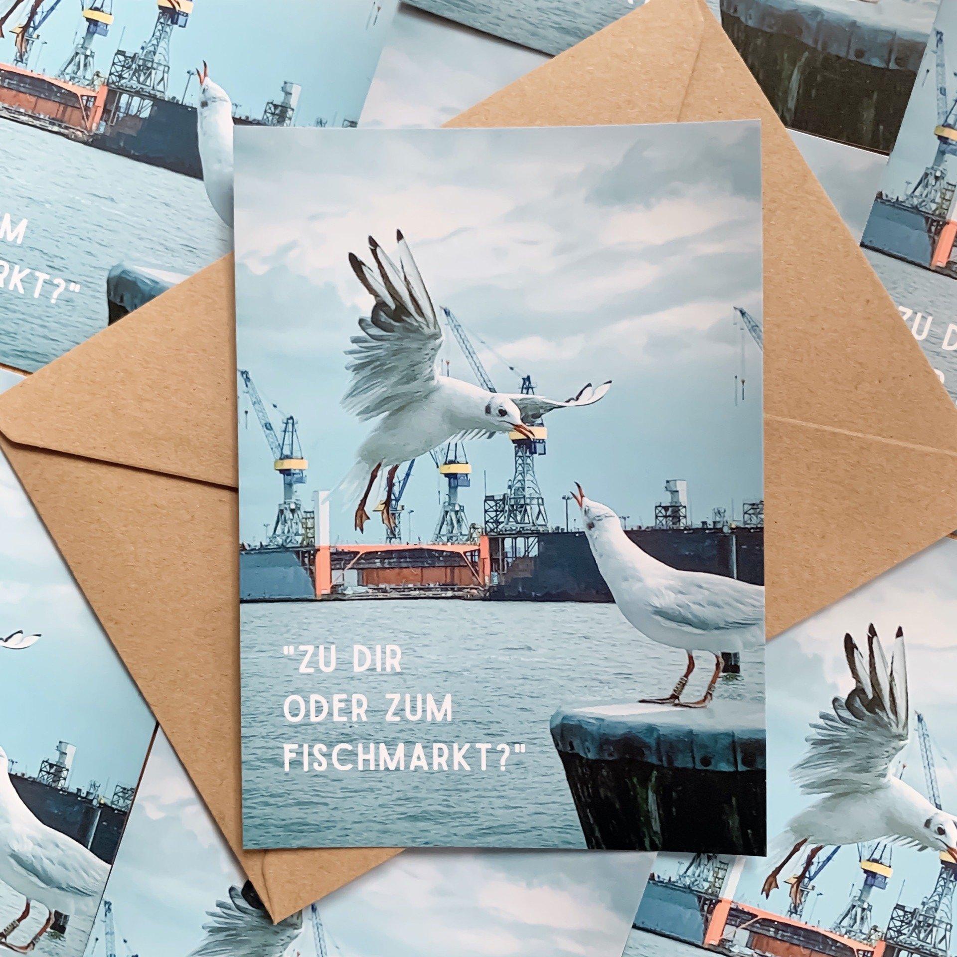 Möwen, Aale, Hafenkräne: Tipps & Fakten Rund Um Den Hamburger Fischmarkt